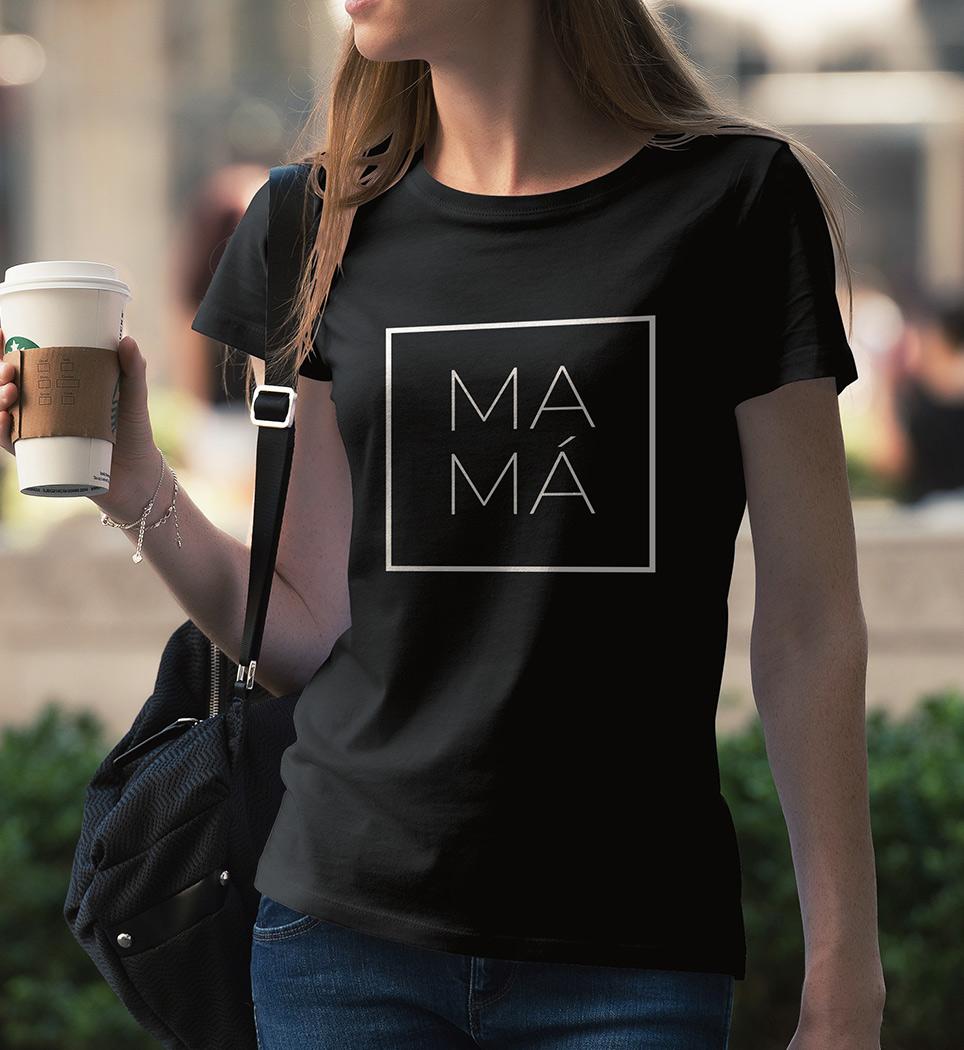 Playera Marco Mamá