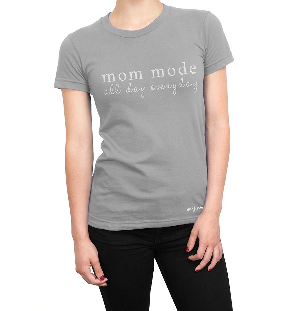 Playera Mom Mode