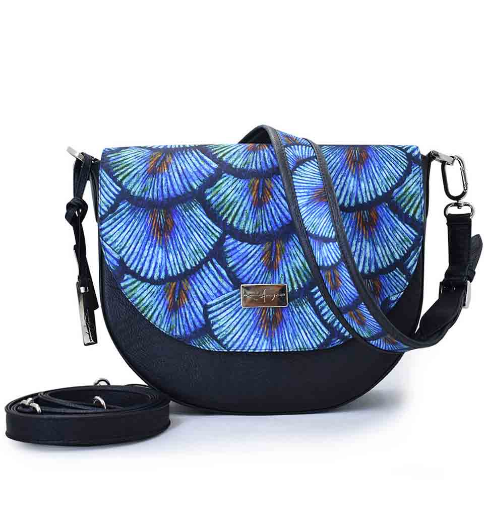 Bolsa Saddle PAVO REAL